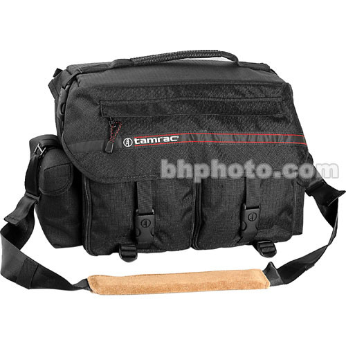 Tamrac 613 Super Pro 13 Shoulder Bag (Black)