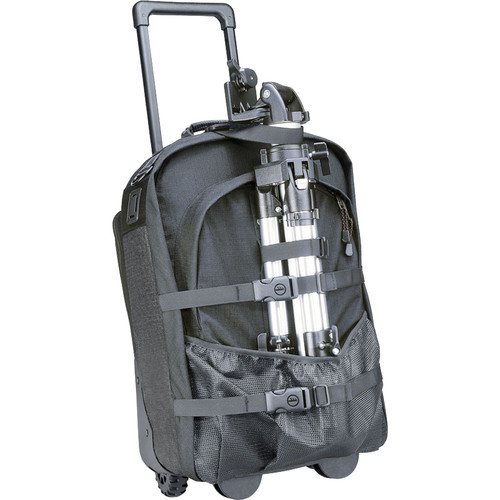 Tamrac 698 Rolling Backpack (Black)
