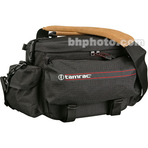 Tamrac 706 Deluxe Convertible Bag (Black)
