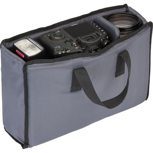 Tamrac #116 Evolution Messenger 4 Camera Bag Shuttle (Medium, Gray)