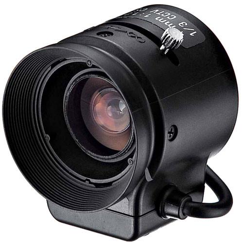Tamron 13FG06IRSQ 6mm F/1.2 CS-Mount Auto Iris DC Lens