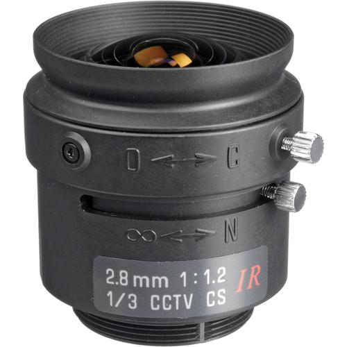 Tamron 13FM28IR 2.8mm f/1.2 Day/Night Lens