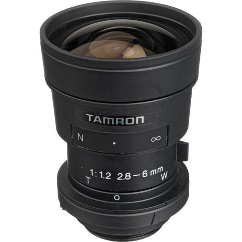 Tamron 13VM286 2.8-6.0mm f/1.2 Industrial Lens