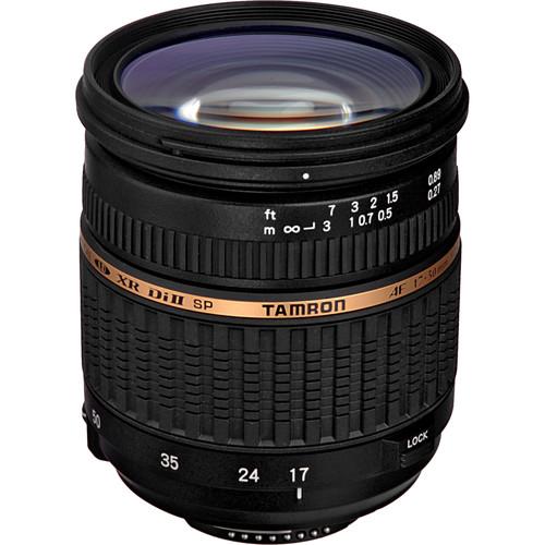Tamron SP 17-50mm f/2.8 Di II LD Aspherical [IF] Lens for Nikon F