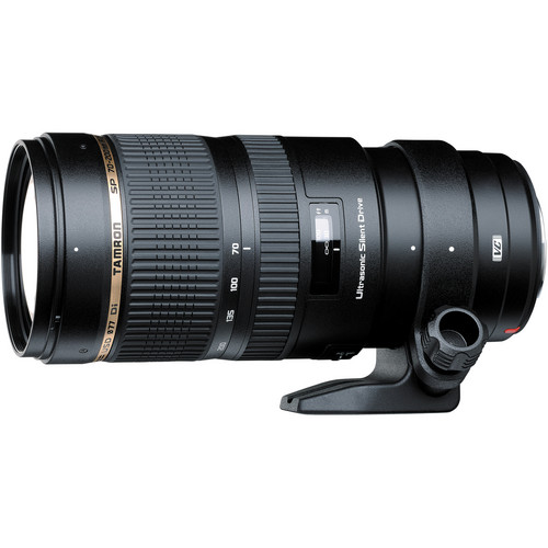 Tamron SP 70-200mm f/2.8 Di VC USD Zoom Lens for Nikon