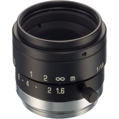 "Tamron 23FM25 2/3"" 25mm F/1.6 C-Mount Standard High Resolution Lens"
