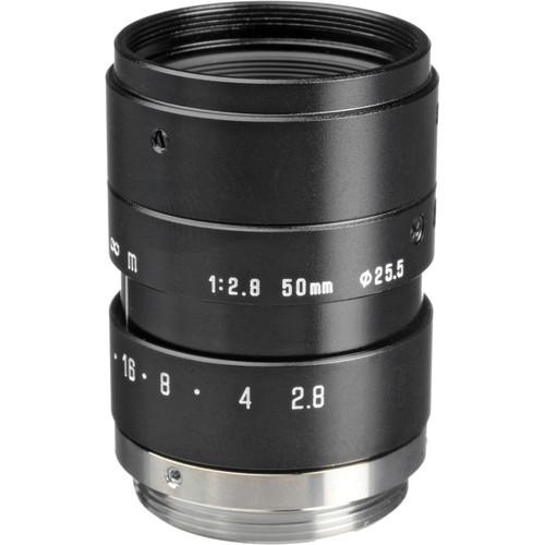 "Tamron 23FM50 2/3"" 50mm f/2.8 C-Mount Standard High Resolution Lens"