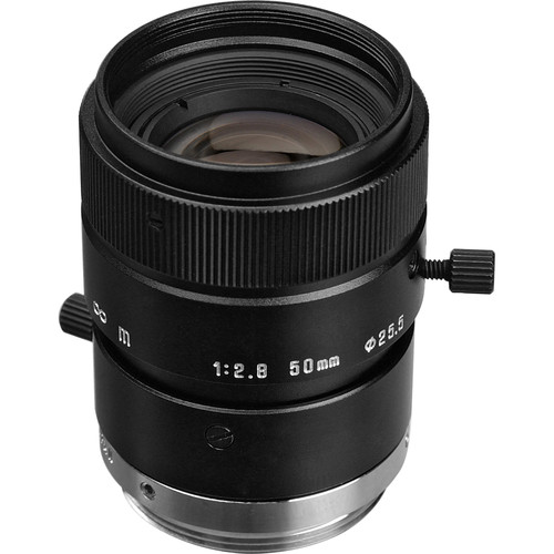 Tamron 23FM50-L 50mm F/2.8 C-Mount Lens with Lock