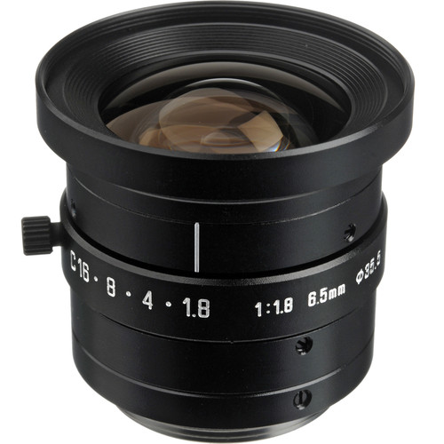 Tamron 6.5mm f/1.8 High Resolution C-Mount Lens
