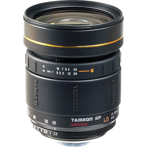 Tamron 28-105mm f/2.8 LD Aspherical IF MF Adaptall Lens (Mount Required)