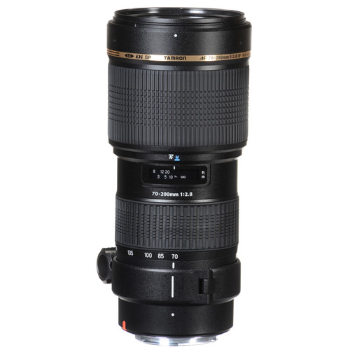 Tamron 70-200mm f/2.8 Di LD (IF) Macro AF Lens for Canon EOS DSLR Cameras