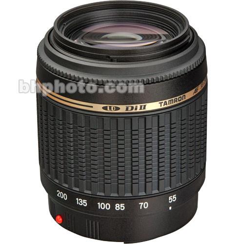 Tamron 55-200mm f/4-5.6 Di-II LD Lens