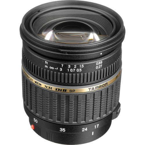 Tamron Zoom Super Wide Angle SP AF 17-50mm f/2.8 XR Di II LD Aspherical [IF] Autofocus Lens for Sony Alpha & Minolta Digital Cameras
