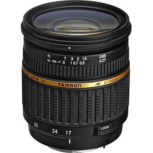 Tamron 17-50mm f/2.8 XR Di-II LD Aspherical [IF] Autofocus Lens for Pentax Digital Cameras