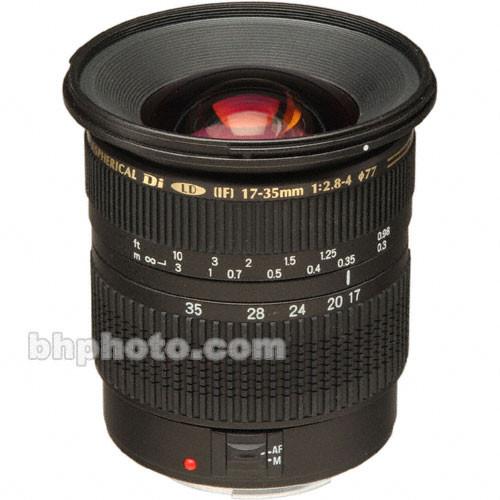 Tamron 17-35mm f/2.8-4 Di Autofocus Lens