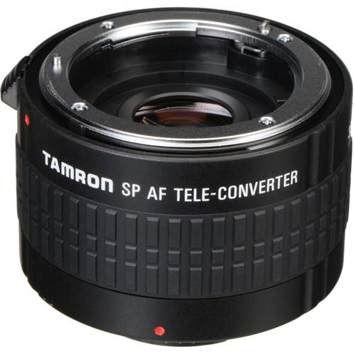 Tamron SP AF 2X Pro Teleconverter for Select Nikon Lenses