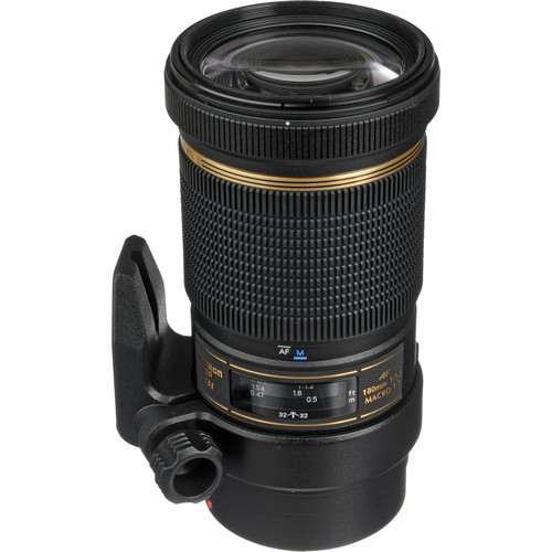 Tamron Telephoto SP AF 180mm f/3.5 Di LD IF Macro Autofocus Lens for Canon EOS