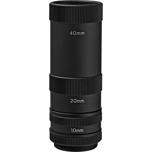 Tamron EX-10 Extension Ring Set for CCTV CS/C-Mount Lenses