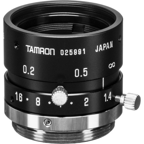 Tamron M118FM16 Megapixel Fixed-focal Industrial Lens (16mm)