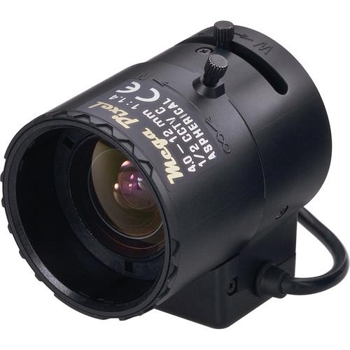 Tamron C-Mount 4 to 12mm Varifocal DC Auto Iris Lens