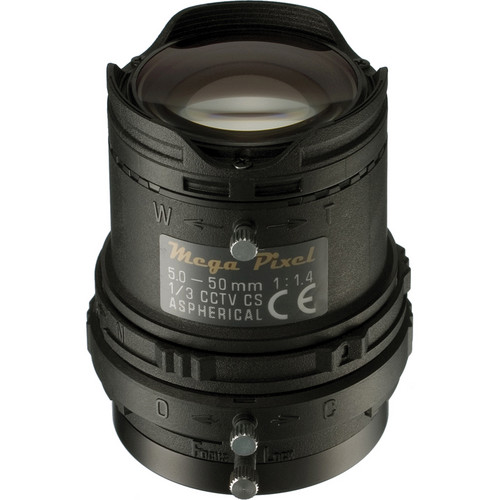 Tamron M13VM550 CCTV Lens (5-50mm, f/1.4)