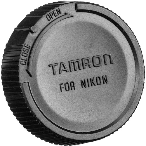 Tamron Rear Lens Cap for Nikon AF