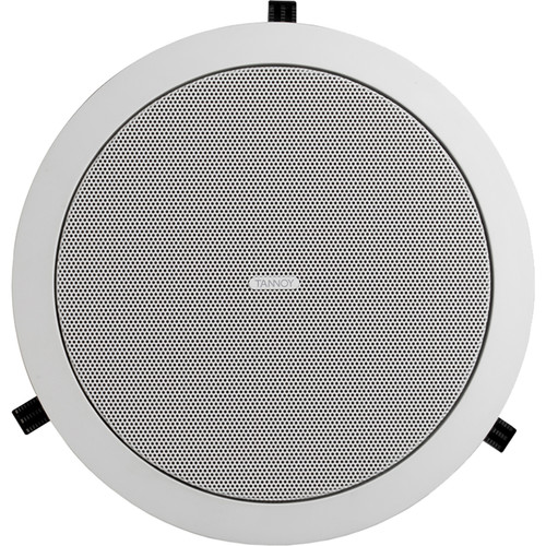 "Tannoy CMS501BMB 5"" Ceiling Speaker for 70V or Low Impedance Operation  (Black)"