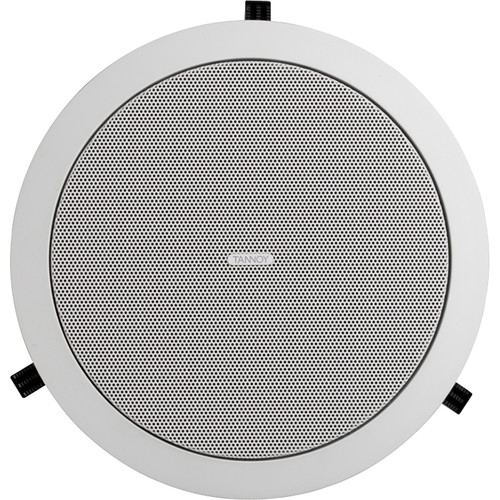 "Tannoy CMS501PIBC 5"" Ceiling Speaker for 70V or Low Impedance Operation  (White)"