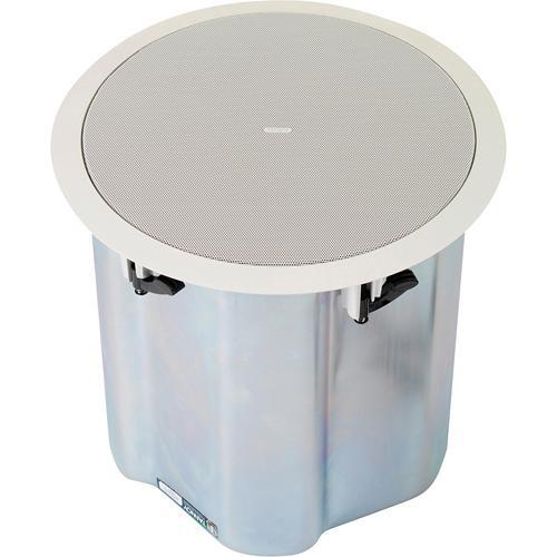 """Tannoy CMS801DCBM 8"""" Ceiling Speaker for 70V or Low Impedance Operation  (White)"""