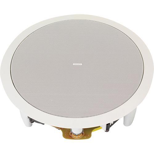 """Tannoy CMS801DCPI 8"""" Ceiling Speaker for 70V or Low Impedance Operation  (White)"""