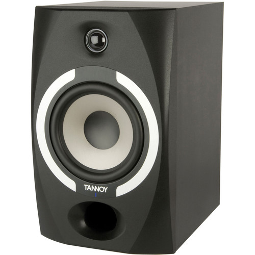 "Tannoy Reveal 601A 6.5"" Active 2-Way Studio Monitor (Single)"