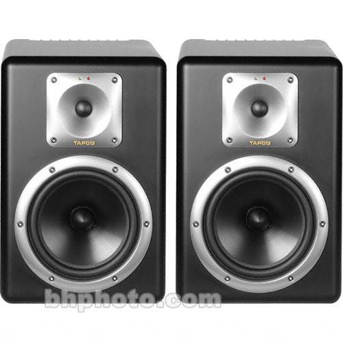 Tapco S8 - Active Studio Monitors (Pair)