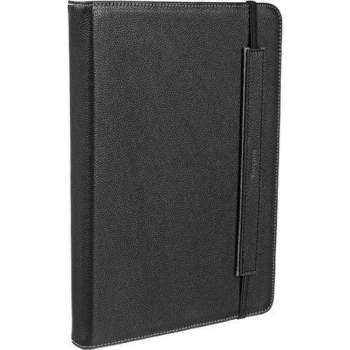 """Targus Truss Leather Case & Stand for Asus Prime 10.1"""" (Black/Gray)"""