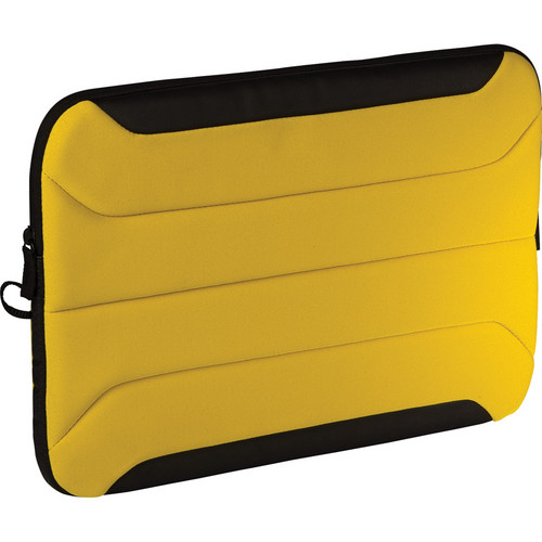"""Targus TSS13502US Zamba 10.2"""" Netbook Sleeve (Yellow)"""