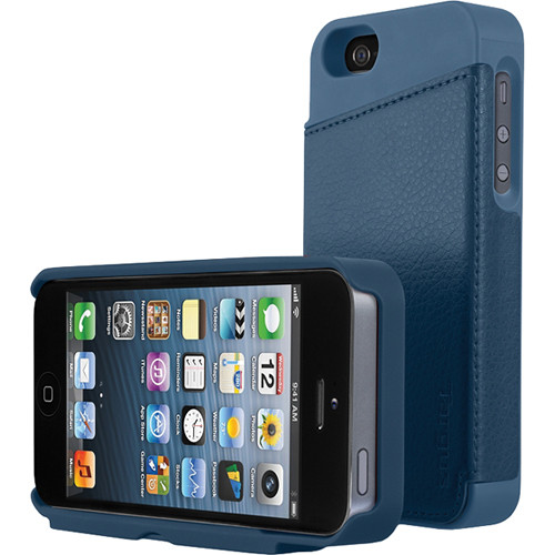 Targus Wallet Case for iPhone 5 (Blue)