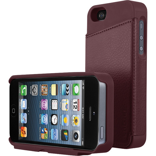 Targus Wallet Case for iPhone 5 (Purple)