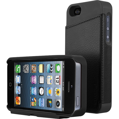 Targus Wallet Case for iPhone 5 (Black)