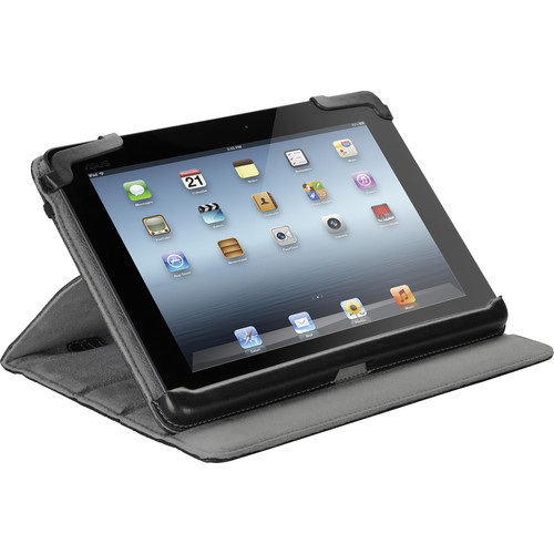 "Targus Truss Leather Case/Stand for Asus 10.1"" Tablet (Black/Gray)"