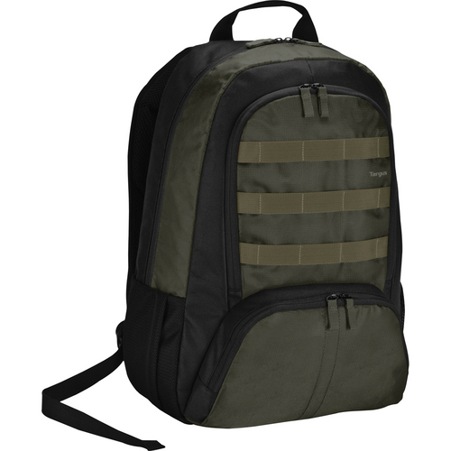 "Targus 16"" C4 Backpack (Green/Black)"
