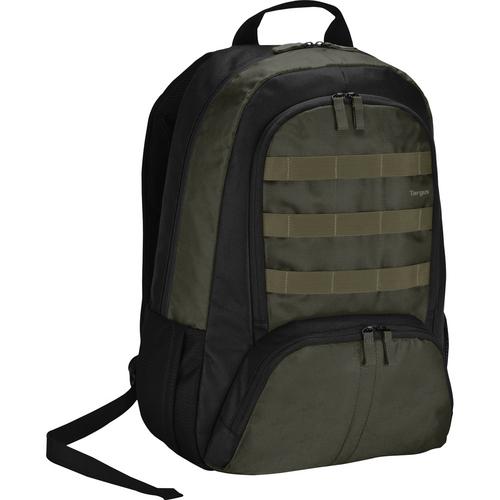 """Targus 16"""" C4 Backpack (Green/Black)"""