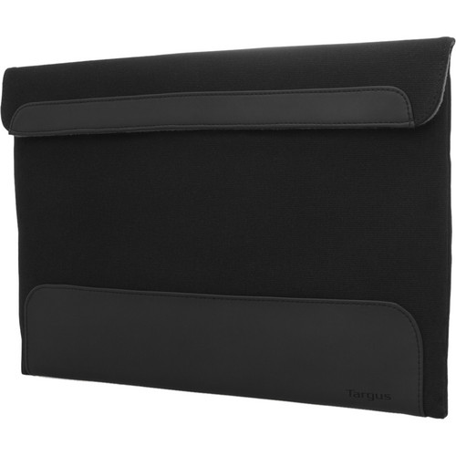 "Targus 13.3"" Ultralife Thin Canvas Sleeve (Black)"