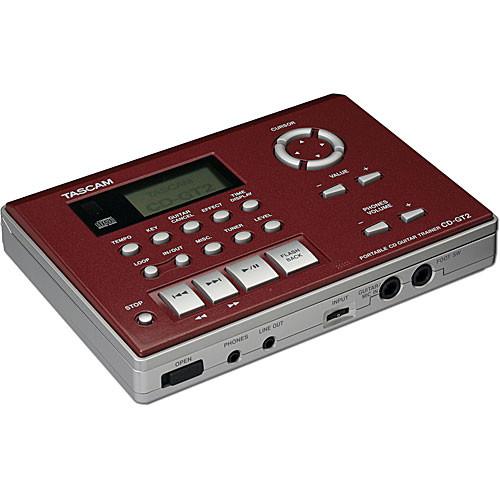 Tascam CD-GT2 - CD Guitar Trainer
