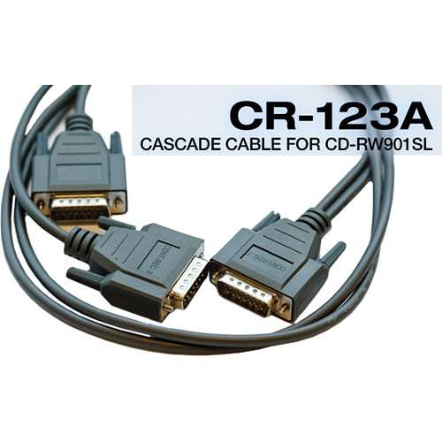 Tascam CR123A 1 x 1 Recording Cable for CD-RW901 (2 m)