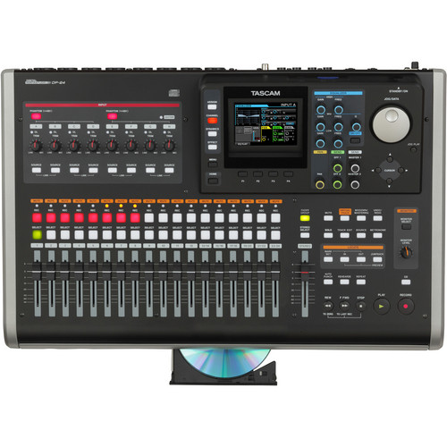 Tascam DP-24 Digital Portastudio