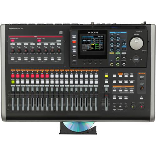 Tascam DP-24 Digital Portastudio