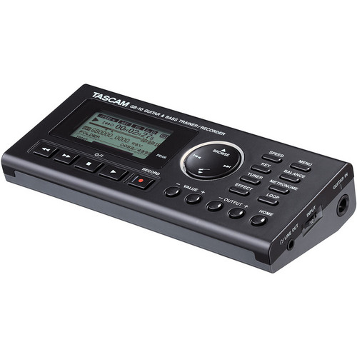 Tascam GB-10 - USB Guitar/Bass Trainer/Recorder