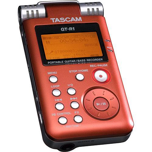 Tascam GT-R1 Portable Guitar/Bass Recorder and Instrument Trainer