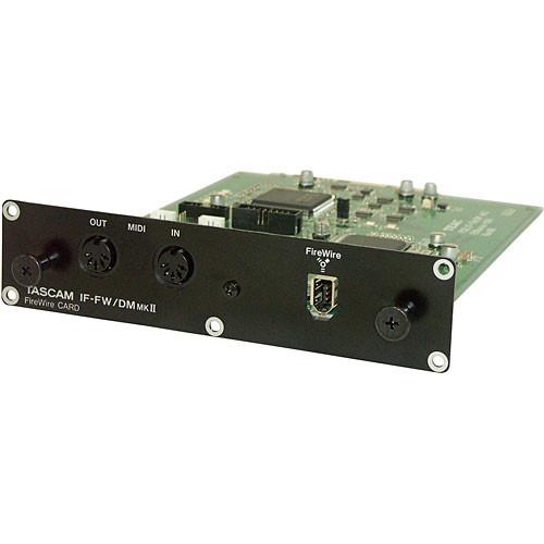 Tascam IF-FW/DM MKII - FireWire Interface Card