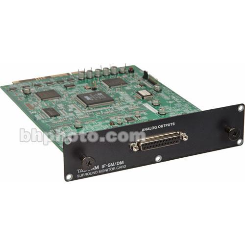 Tascam IF-SM/DM Surround Monitoring Interface