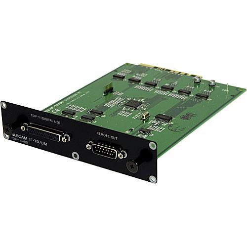 Tascam IFTD/DM 8 Channel TDIF Card